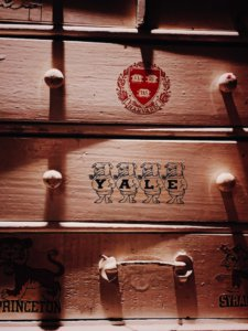 Harvard, Yale, and Princeton - Ivy League Schools